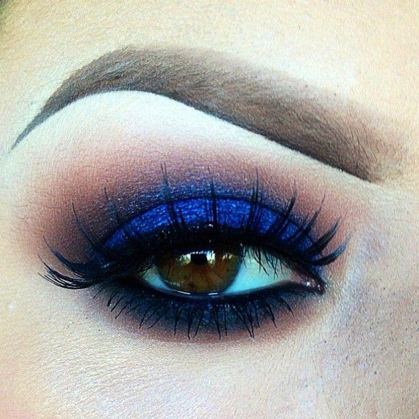 prettycuteeyes: Consejos para un maquillaje perfecto ahumado de los ojos: ¿Quieres maquillaje de ojos ahumado celeb-vale?  Echa un vistazo a estos 15 consejos!  http://beautifulangel.dailypix.me/how-to-get-the-perfect-smoky-eye-makeup