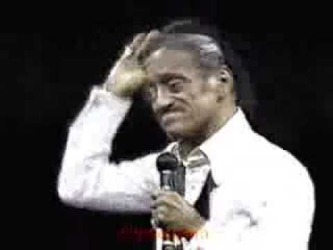 Sammy Davis Jr with what I think is the best performance of Mr Bojangles.