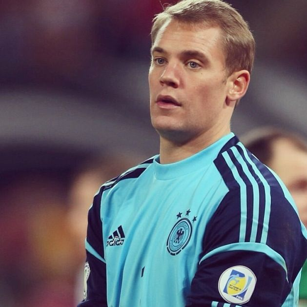 Manuel Neuer  Germany national football team