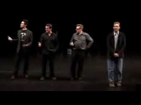 Whose live anyway never before seen ryan stiles, greg proops and co - YouTube