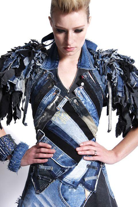 Denim Couture