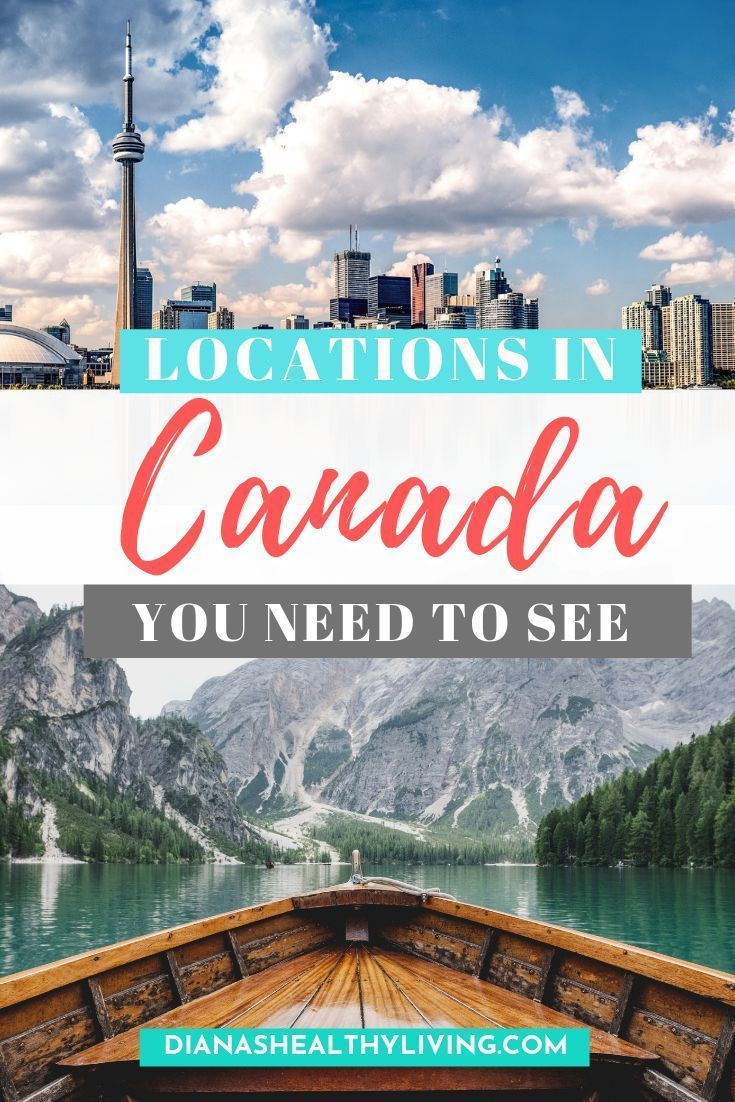 Top Canadian Landmarks You Need to Visit – #canadi…