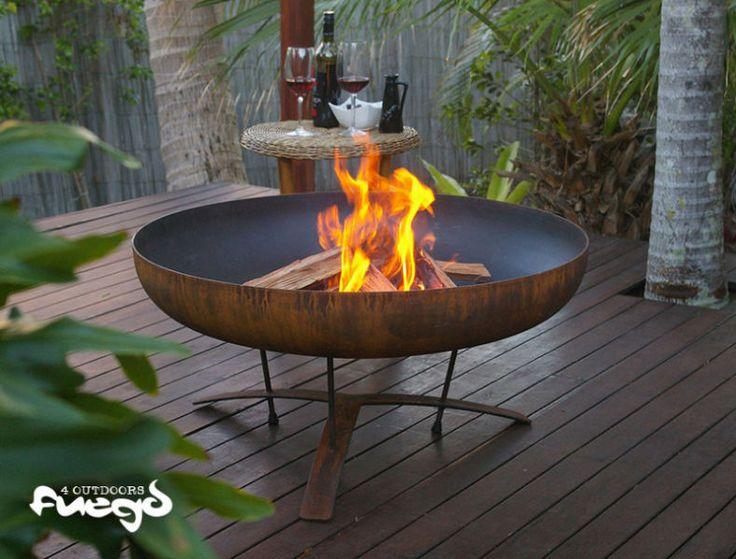 Superb Fire Pit Bbq Galore Part - 5: Fire Pit BBQ U0027Fuegou0027 | BBQ | Gumtree Australia Noosa Area - Eumundi |