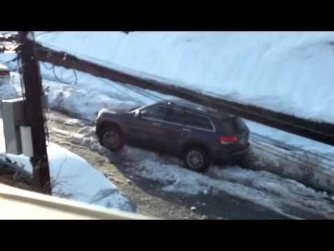 WATCH: Angry Man From Texas Stuck in Colorado Snow | The Denver City Page