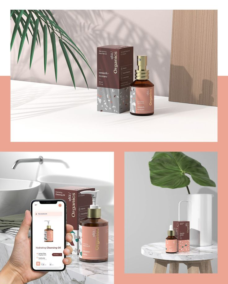 Ulta Organics is a student project developed by designer Yozei Wu over the course of 14 weeks. Ulta Organics was conceived as a hypothetical new skincare line for Ulta beauty.
