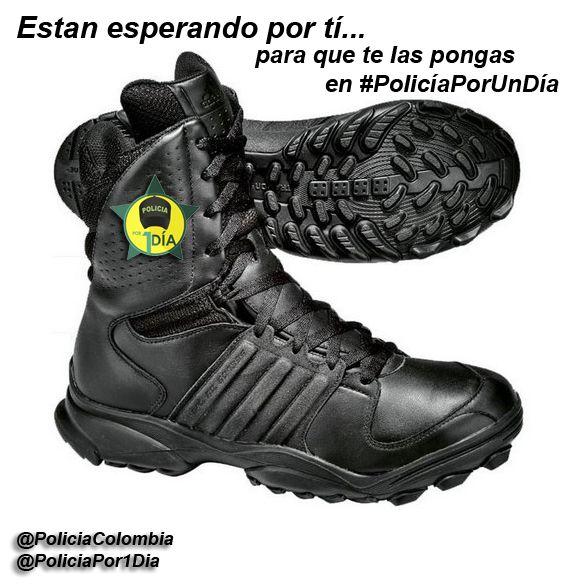 Te invitamos a ponértelas en #PolicíaPorUnDía http://bit.ly/FormularioPoliciaPorUnDia