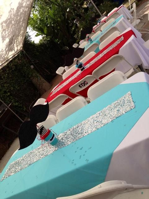 """Photo 1 of 12: Mustache Baby Shower / Baby Shower/Sip & See """"It's a Boy.."""" 