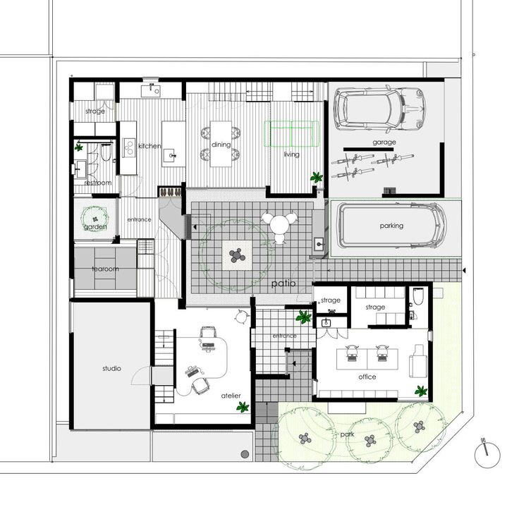 Ideal House Layout 345 best plans house images on pinterest | architecture, floor