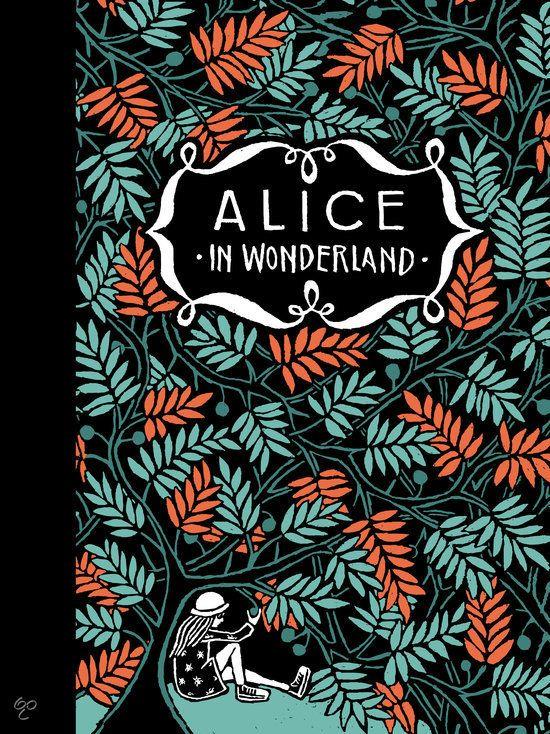 Alice in Wonderland, Lewis Carroll | met prachtige illustraties van Floor Rieder en vertaald door Sofia Engelsman.