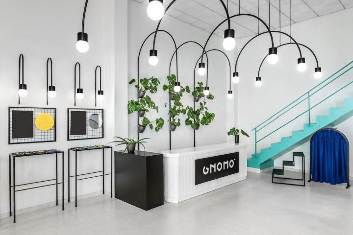 Gnomo store by Masquespacio, Valencia – Spain » Retail Design Blog