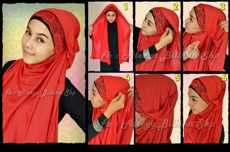 Chic Hijab part 4
