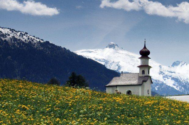Gries am Brenner, Hofkapelle (Innsbruck Land) Tirol AUT