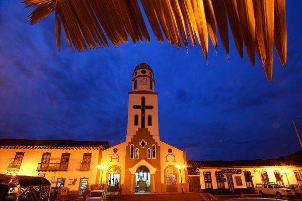Armenia+Colombia+Sitios | ... su Iglesia Principal - Los 10 mejores lugares turísticos del Quindio