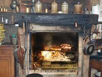 Un dîner au feu de bois Would love to try