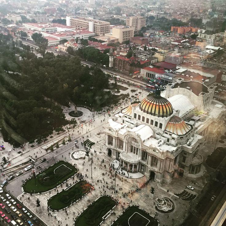 Bellas Artes. Alameda México City