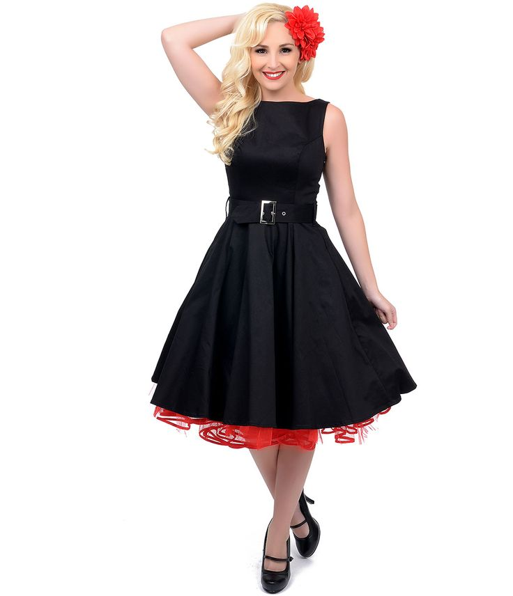 Rockabilly Dresses 1950s Fashion Dresses 1950s Fashion