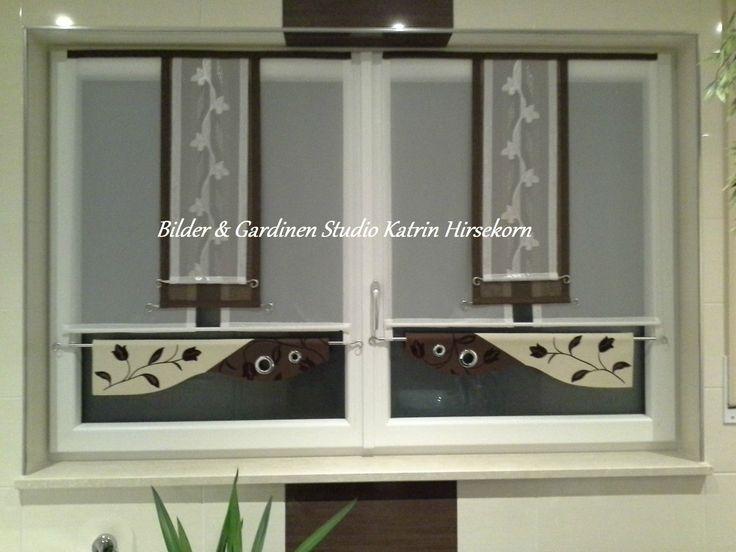 Gardinen Set Vorhänge Scheibengardinen Flächenvorhang