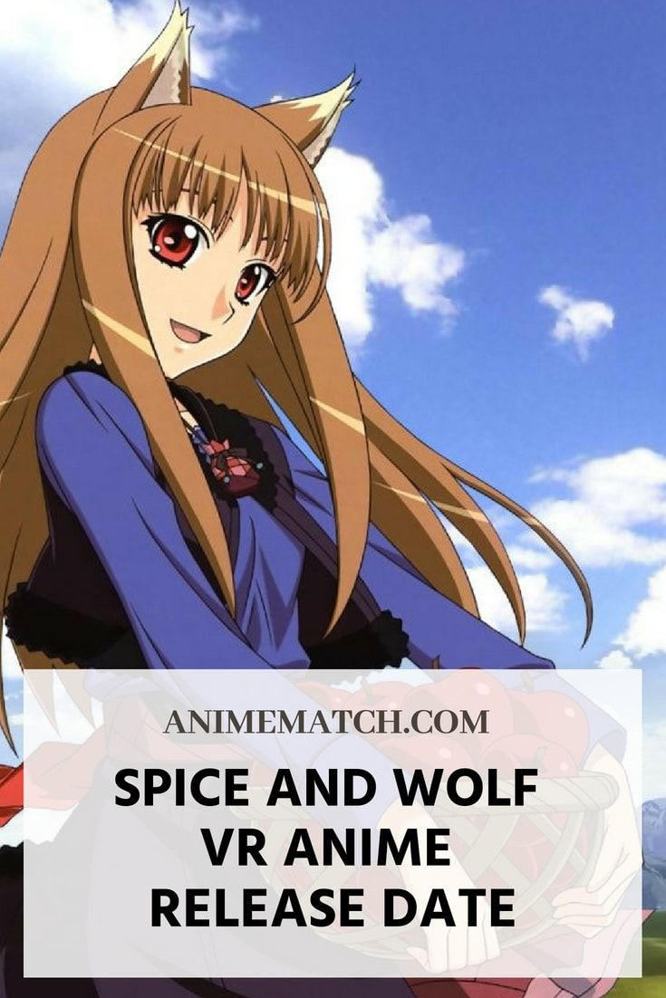 Spicytails the studio responsible for this new project officially announced the spice and wolf vr anime release date thus making a huge leap towards 3d