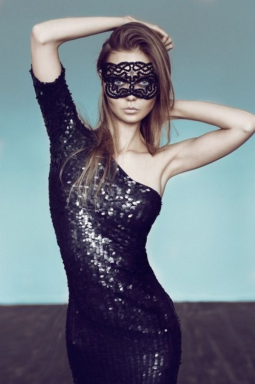 Modern Masquerade | Inspiration Is Bliss | Pinterest ...