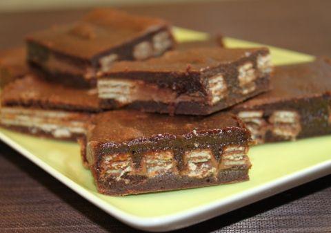 Brownie Kit Kat | Croquons La Vie - Nestlé                                                                                                                                                                                 Plus