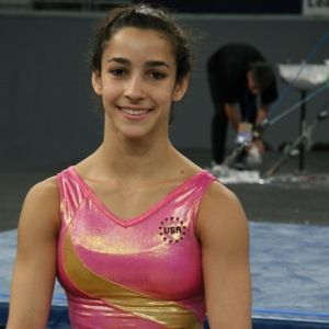 Local Boston Area gymnast Aly Raisman makes Olympic Team but teammate Alicia Sacramone does not.