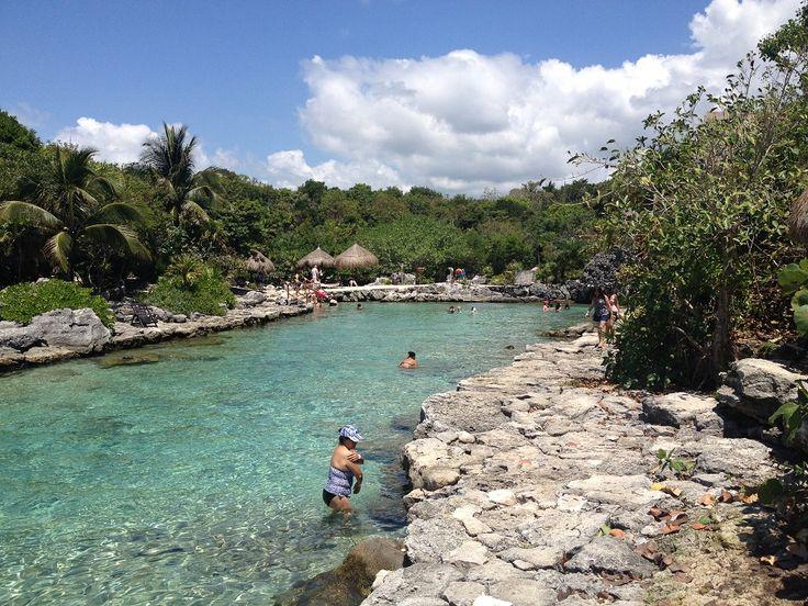 Temaparken Xcaret ved Rieva Maya er garanti for underholdning til lands og til vands