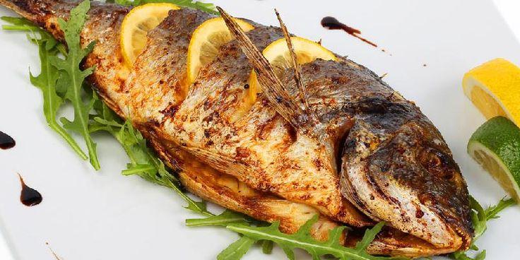 Panert makrell med epletzatziki - Sommermat! Server med potet, brød eller om du er leken i et pitabrød.