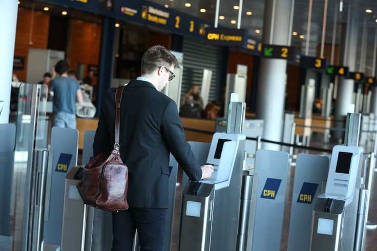 Copenhagen Airport introduced e-gates in the beginning of 2013. We hope you like it.