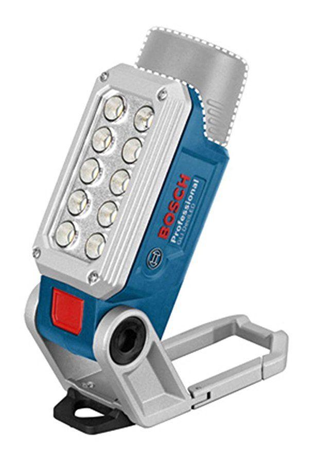 Bosch Professional Led Akku Lampe Gli 12v 330 Ohne Akku Ohne Ladegerat Arbeitslicht Mit Magnet Karabiner Click Go Leuchtdauer 180 Mi Bosch Werkzeuge Arbeitsscheinwerfer Und Elektrowerkzeuge