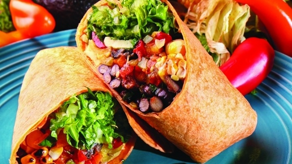 ... .com/vegan-amp-vegetarian/southwest-veggie-black-bean-burrito