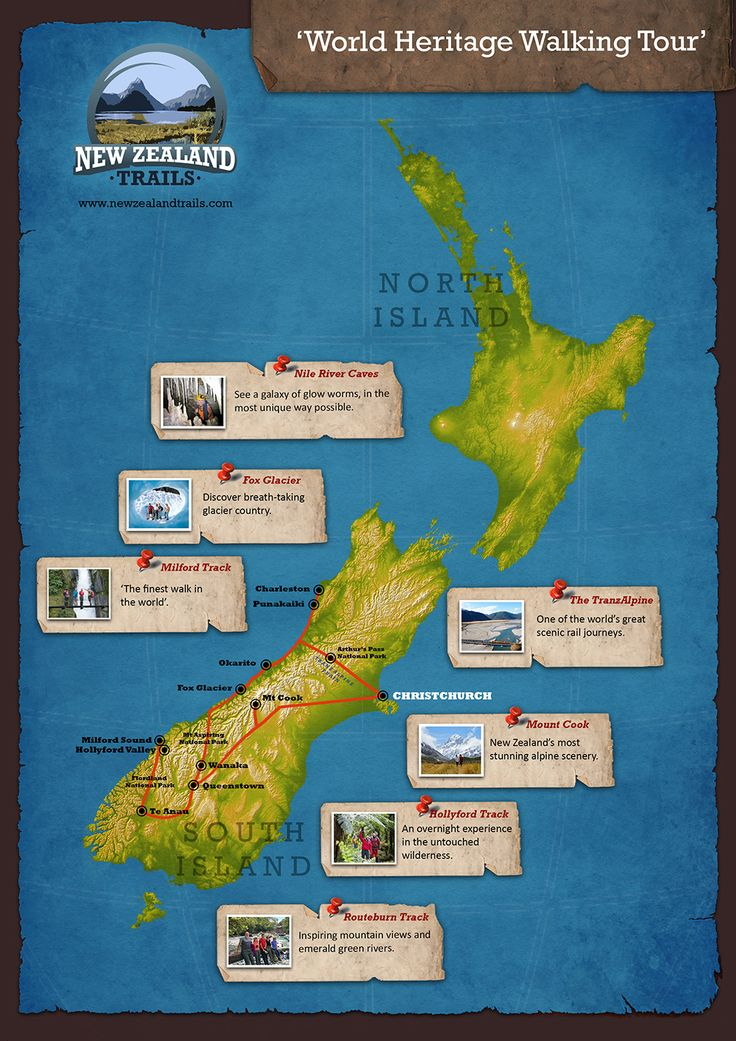 The Best Map New Zealand Ideas On Pinterest Map Of New - New zealand map world