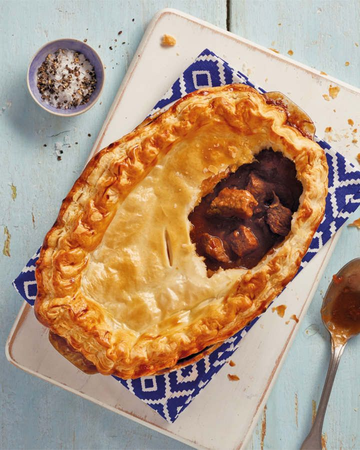 Steak and Ale Pie - ALDI UK | Steak and ale, Ale pie, Aldi ...