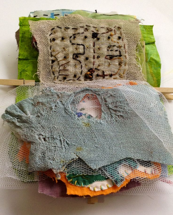 Marina Godoy / embroidery book