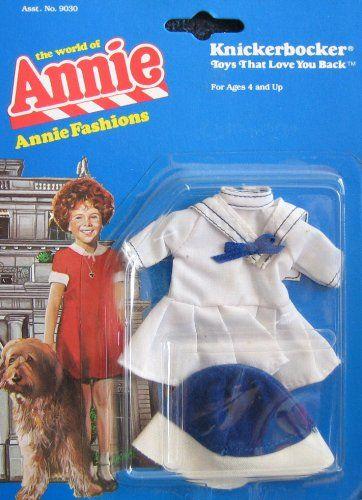 Little Orphan Annie Sailor Fashions - World of Annie Knic...
