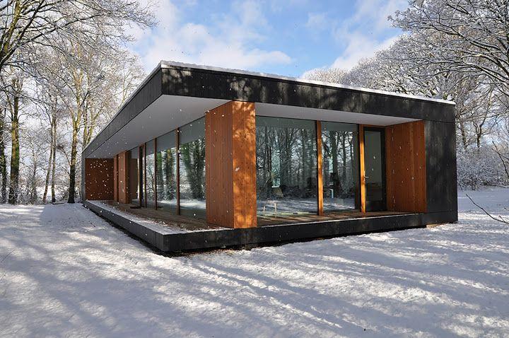Casa Makkinga por DP6 architectuurstudio - FRACTAL estudio + arquitectura