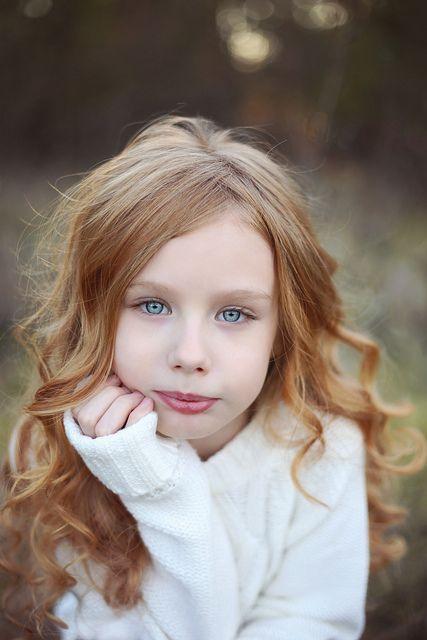 Child model Alyssa ~Jennifer Sharp Photography♔