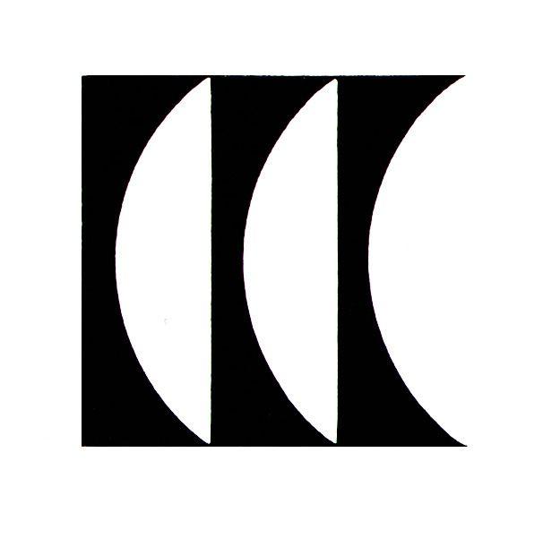 Japan Camera Club. Logo by Yusaku Kamekura. repinned by Awake — http://designedbyawake.com #japan #graphic #design #symbol #logo #icon