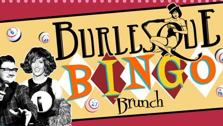"""Burlesque Bingo Brunch"" @ Highline Ballroom (New York City, NY)"
