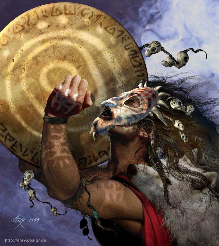 Bohíke (Arawak Shaman); Mythology of the Caribbean (America)