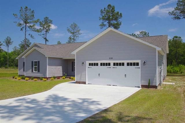 The unique Marlin floor plan has 4 bdms and 2.5 baths with an office/BONUS ROOM! This open plan offers hardwood floors, ceramic tile in the kitchen and baths, and carpet in all the bedrooms. The kitchen has the most amazing granite selection that accents the stainless steel appliances to include a refrigerator! This home also features a screened porch! All closing cost paid above $49 with use of preferred lender.