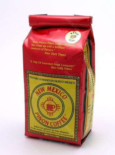 One of the joys of living in NM. Pinon coffee-my personal favorite. :)