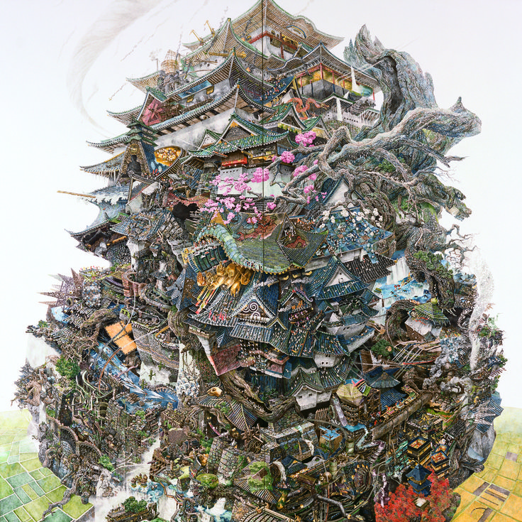 Ikeda Manabu, ' Histry of Rise And Fall', 2006