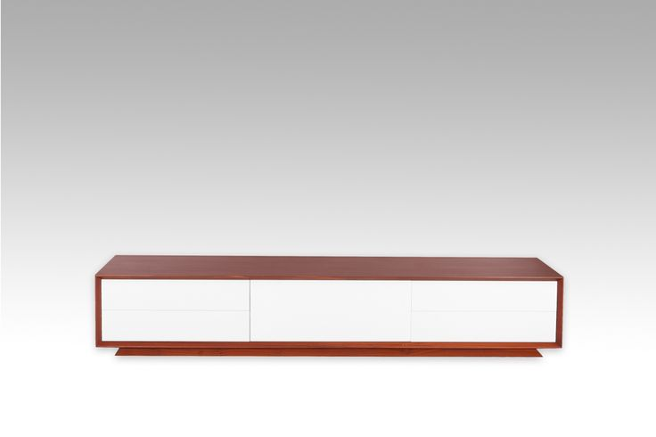 Bunker Bay Lowline TV Unit. Handcrafted here in WA using hardwood timber from our Southwest. Lets use design and custom make to your size and specifications. Pictured at 2600mm length in Jarrah and white lacquer finish.