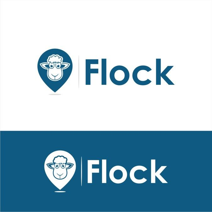 Flock App - Making live location-based events for friends to share photos and videos! by Design Injector
