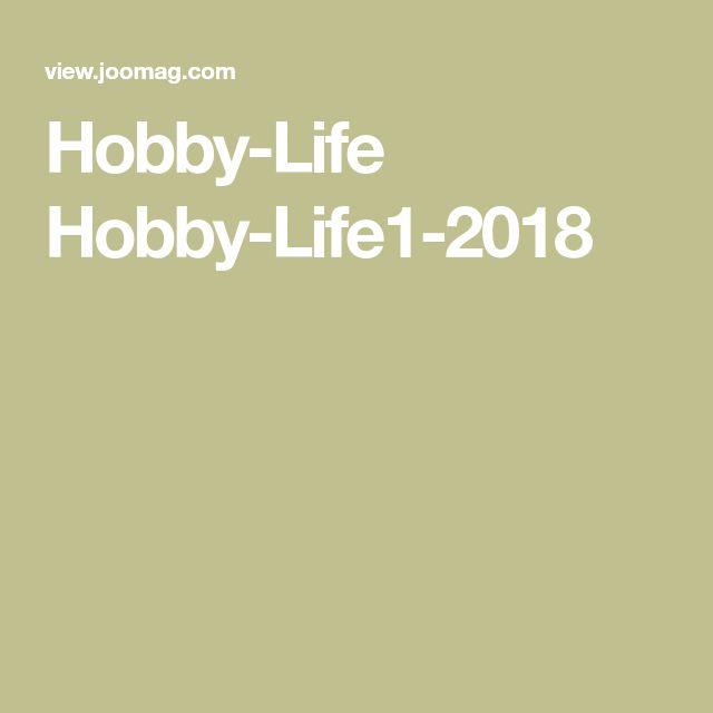 Hobby-Life Hobby-Life1-2018