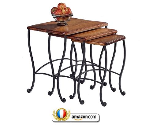 Countryside French Provincial Decorating With Iron