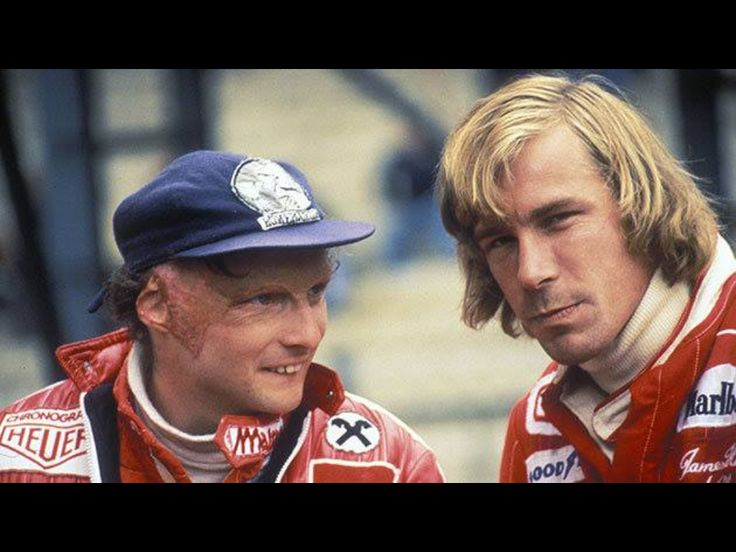 James Hunt Crash