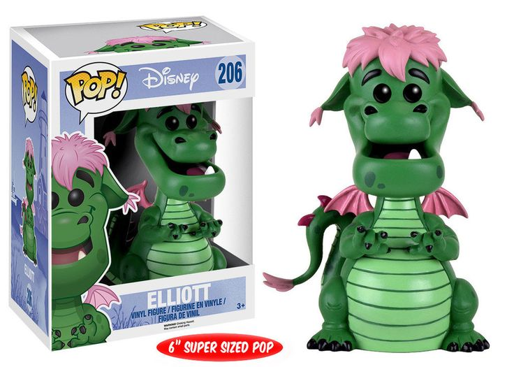 Dragon Funko Pop Elliott Oversized