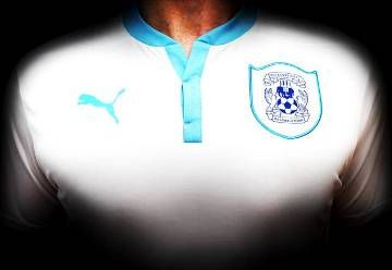 Coventry City 2014/16 PUMA Away Kit