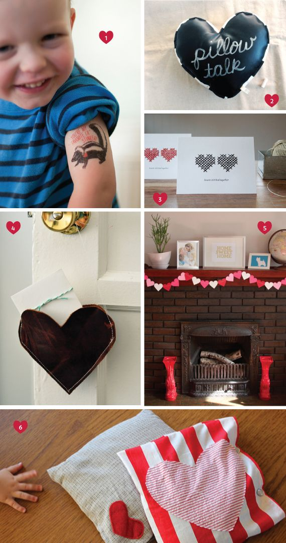 Valentine Craft Pinterest